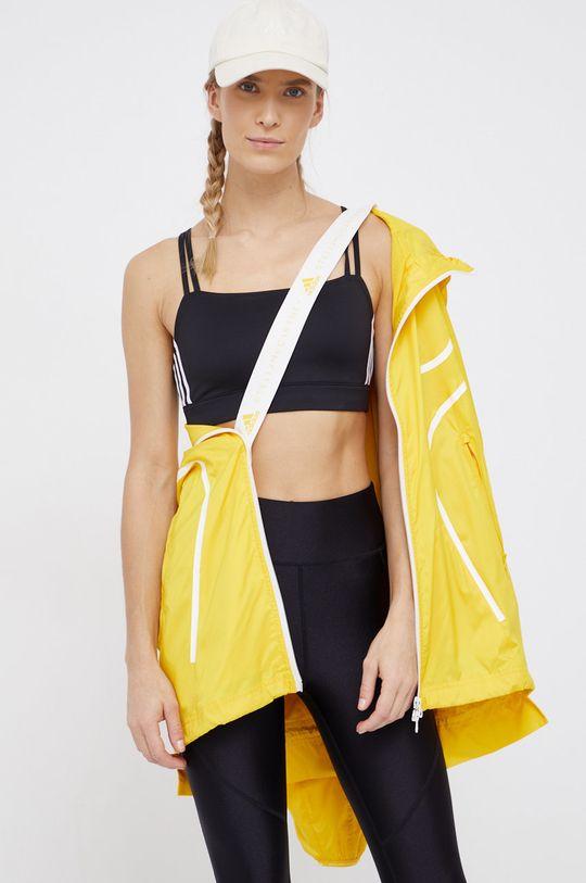 żółty adidas by Stella McCartney - Kurtka