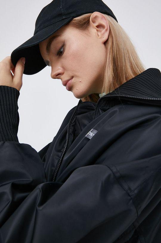 černá adidas Originals - Bunda
