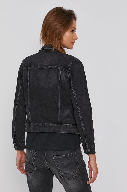 G-Star Raw - Džínová bunda  Hlavní materiál: 99% Bavlna, 1% Lycra Podšívka kapsy: 35% Bavlna, 65% Polyester