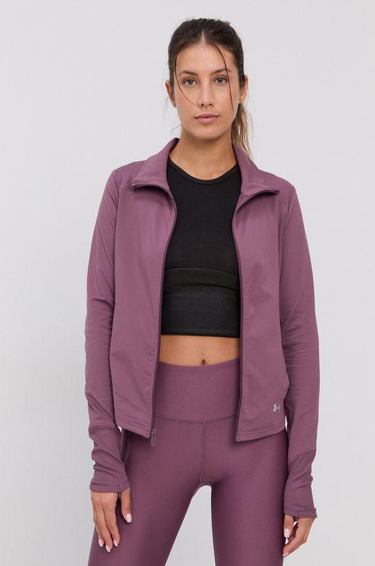 roz violet Under Armour - Bluza De femei
