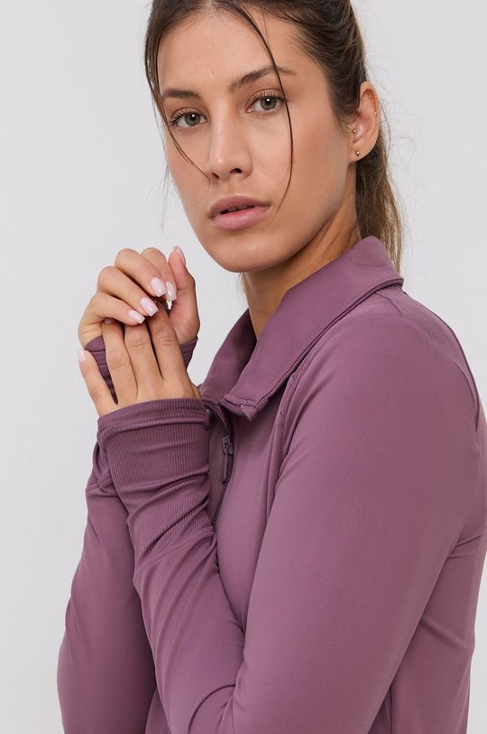 roz violet Under Armour - Bluza
