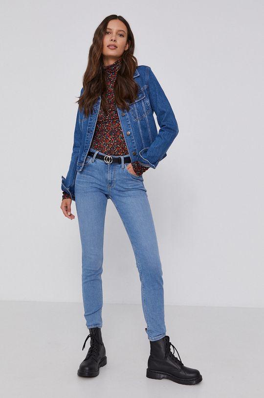 Lee - Kurtka jeansowa jasny niebieski