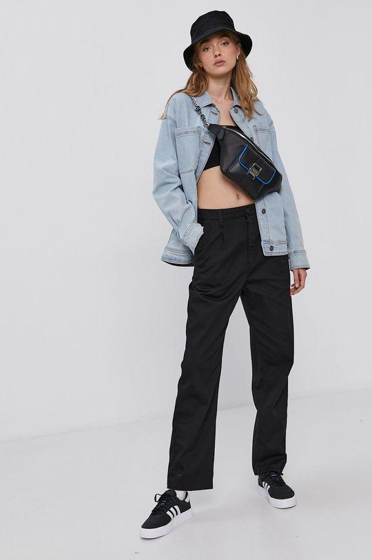 Vans - Džínová bunda světle modrá