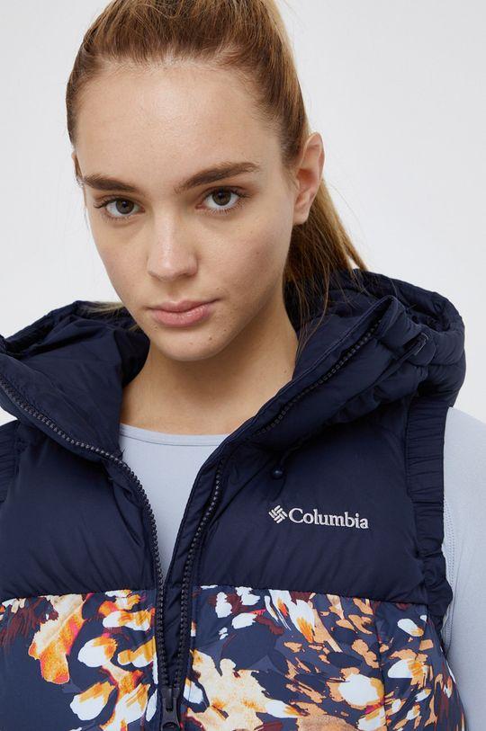 granatowy Columbia - Bezrękawnik