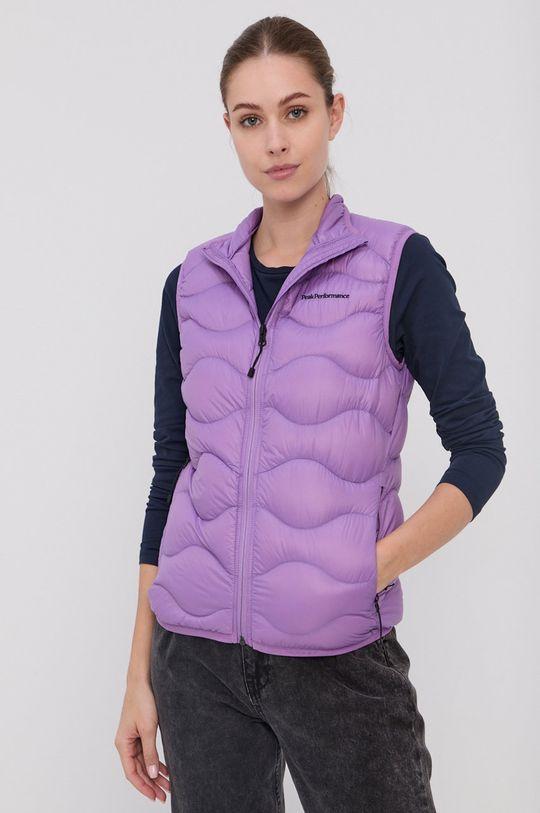 violet Peak Performance - Vesta de puf De femei