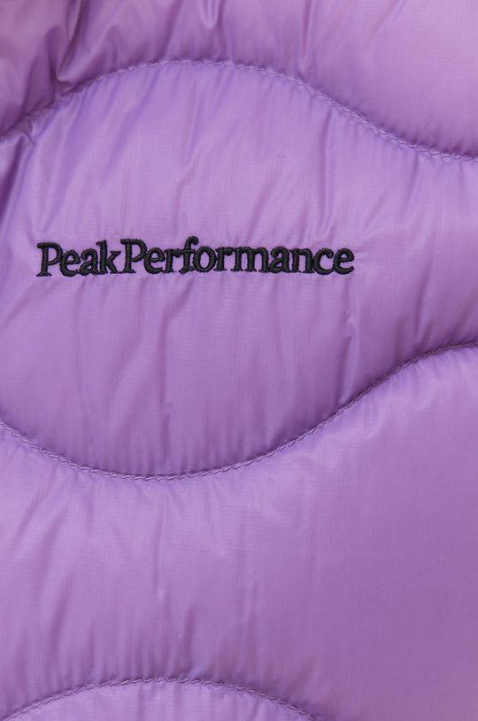 violet Peak Performance - Vesta de puf