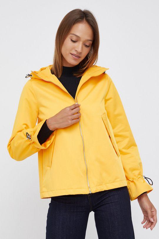 żółty United Colors of Benetton - Kurtka Damski