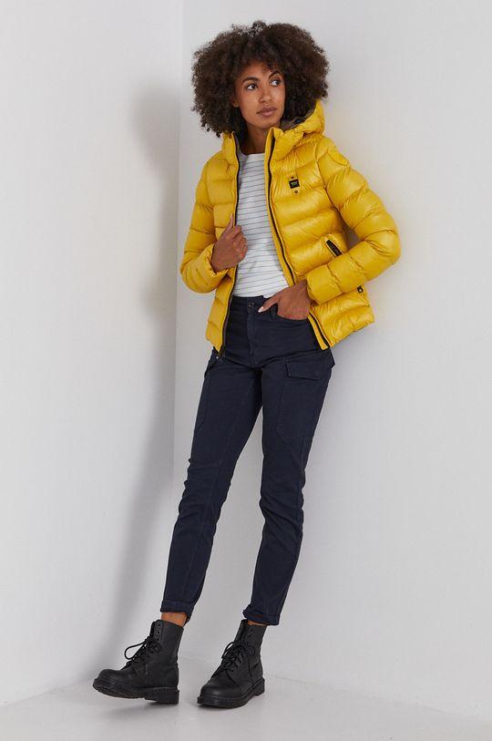 Blauer - Kurtka żółty