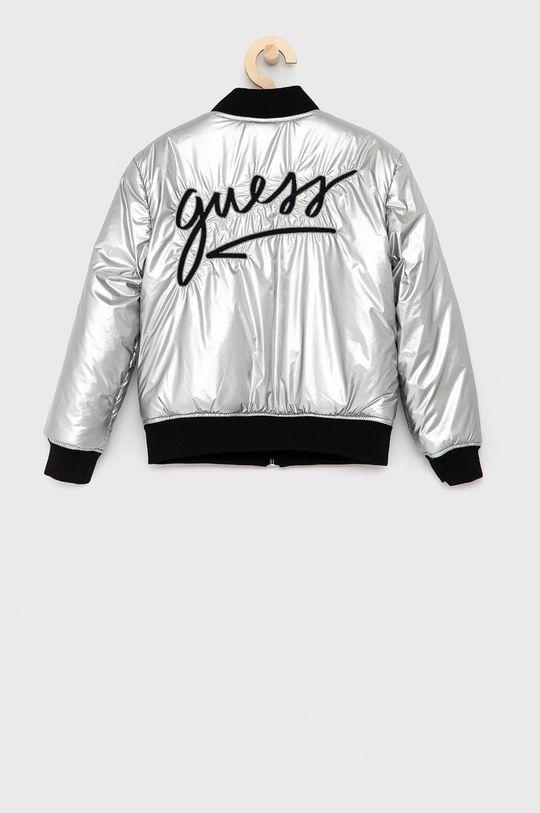 Guess - Dětská oboustranná bunda  Podšívka: 100% Polyester Hlavní materiál: 100% Polyamid