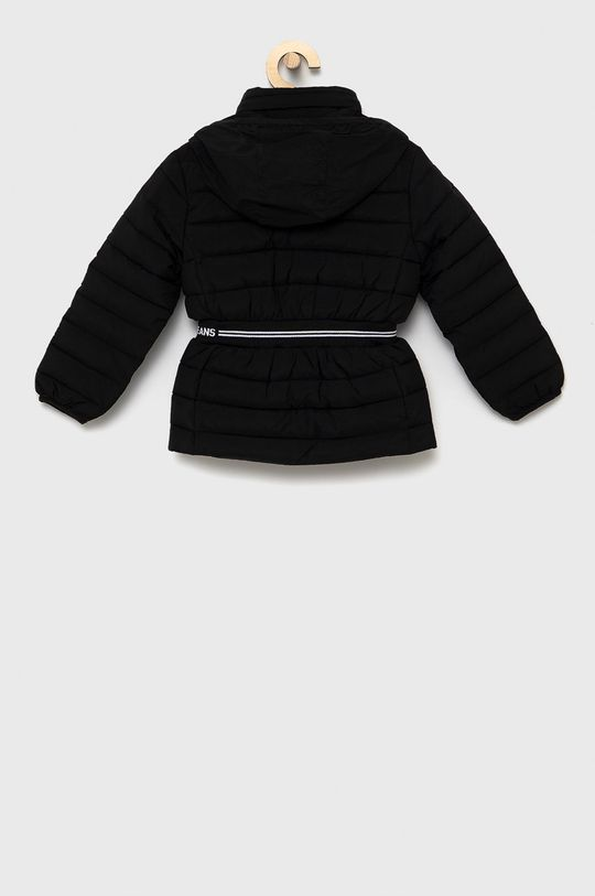 Calvin Klein Jeans - Kurtka dziecięca czarny