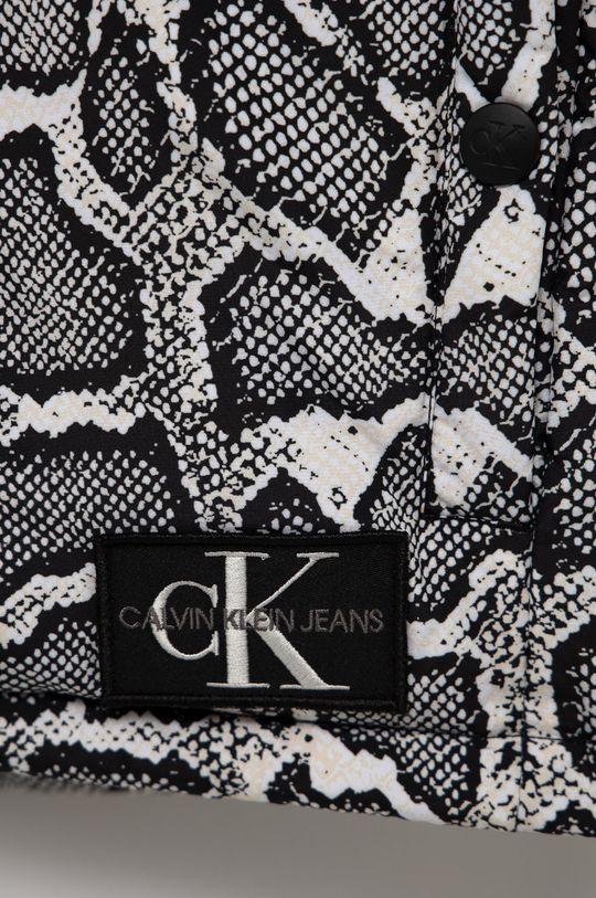Calvin Klein Jeans - Dětská bunda  Podšívka: 100% Polyester Výplň: 100% Polyester Hlavní materiál: 100% Polyester