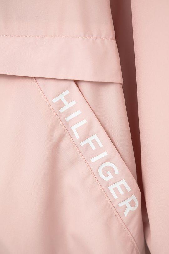różowy Tommy Hilfiger - Kurtka dziecięca