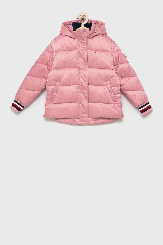 roz Tommy Hilfiger - Geaca copii De fete