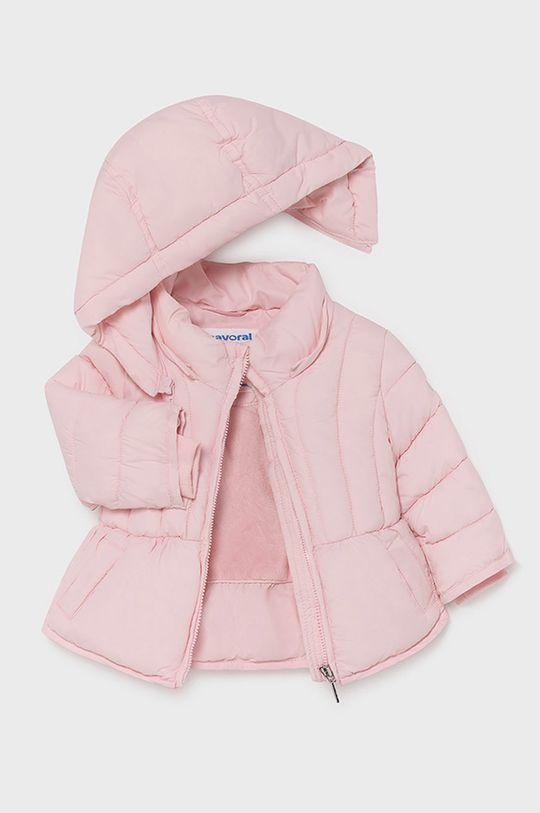 roz pastelat Mayoral - Geaca copii