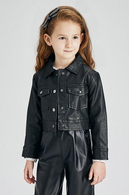 černá Mayoral - Dětská bunda Dívčí