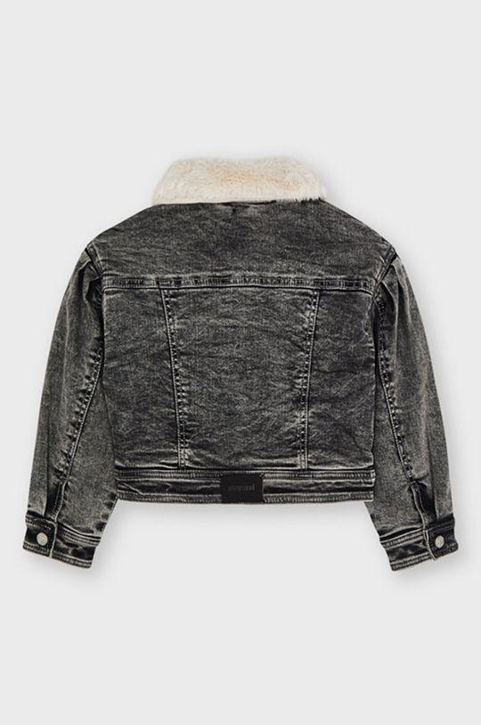 Mayoral - Dětská riflová bunda  Podšívka: 100% Polyester Hlavní materiál: 83% Bavlna, 2% Elastan, 15% Polyester