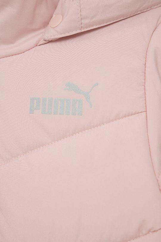 Puma - Kurtka dziecięca różowy