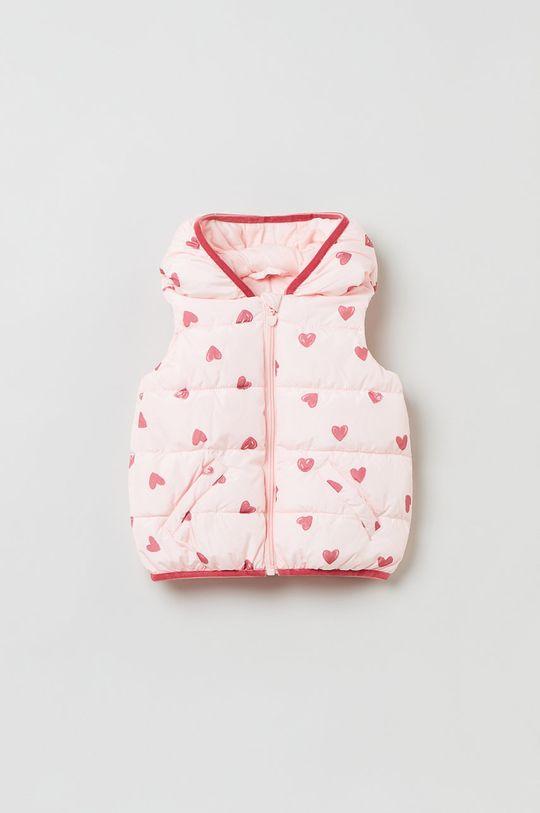 różowy OVS - Bezrękawnik dziecięcy Dziewczęcy