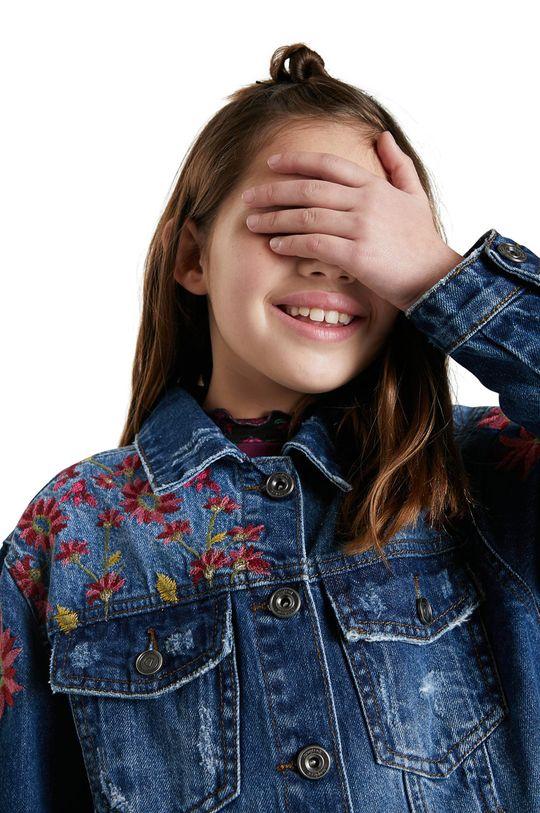 Desigual - Geaca de blugi pentru copii