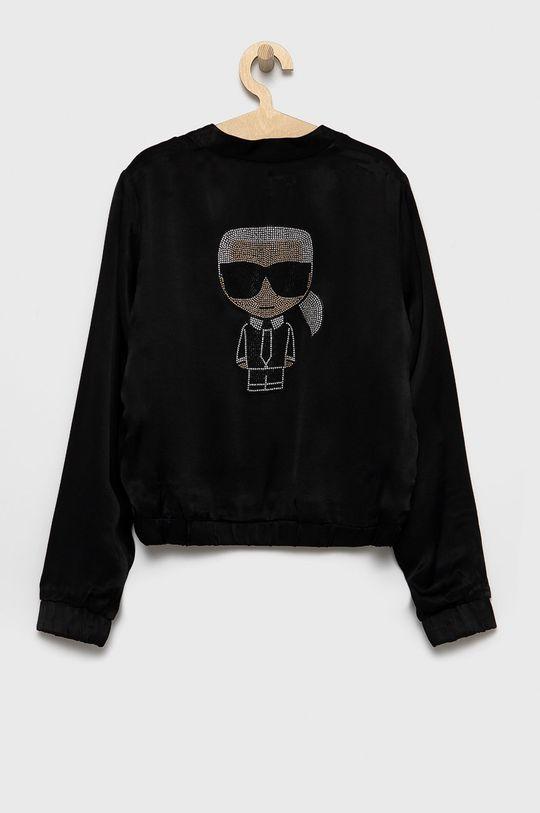 Karl Lagerfeld - Geaca copii negru