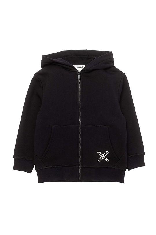 čierna KENZO KIDS - Detská bunda Dievčenský