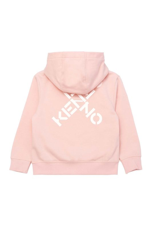 KENZO KIDS - Kurtka dziecięca różowy