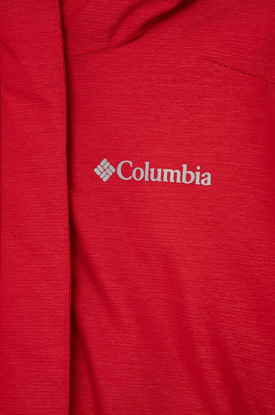 Columbia - Parka dziecięca Podszewka: 100 % Poliester, Materiał zasadniczy: 72 % Nylon, 28 % Poliester, Futerko: 34 % Akryl, 51 % Modakryl, 15 % Poliester