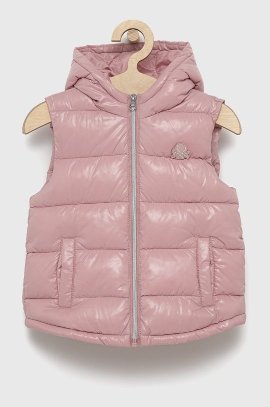 roz United Colors of Benetton - Vesta copii De fete