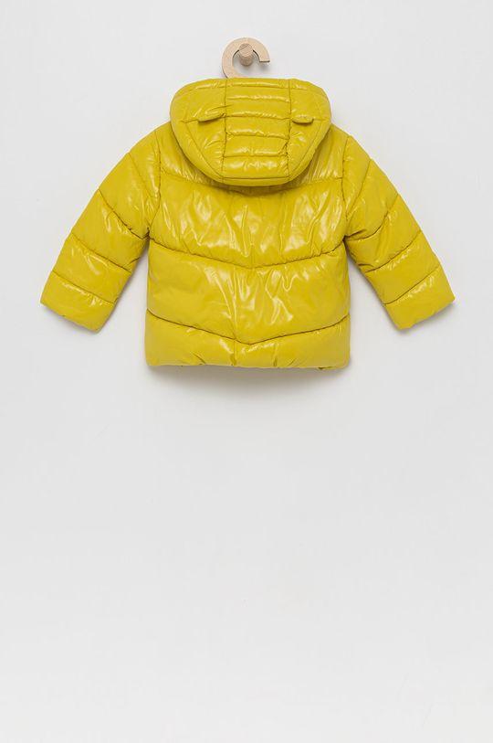 United Colors of Benetton - Geaca copii galben