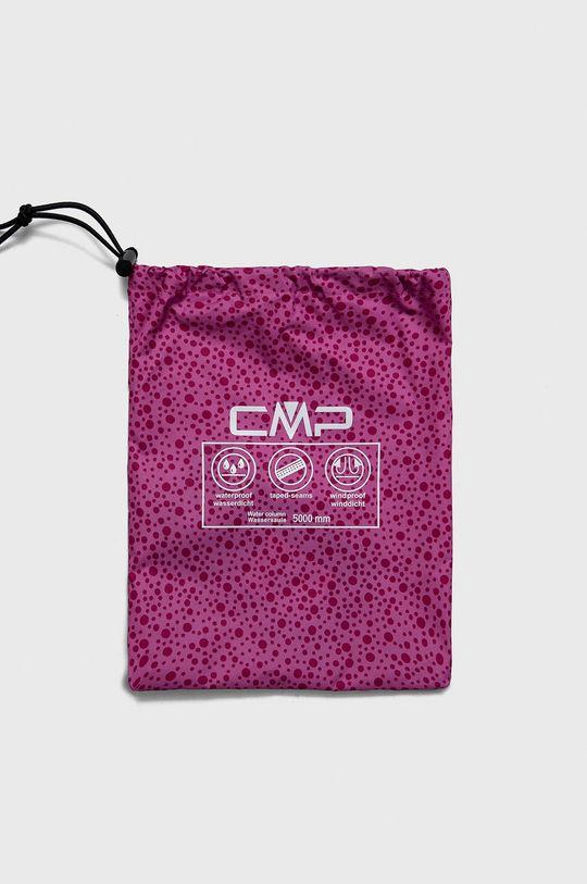 różowy CMP - Kurtka przeciwdeszczowa dziecięca