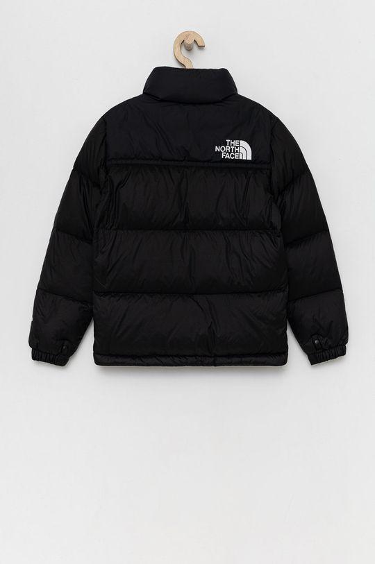 The North Face - Kurtka puchowa dziecięca czarny