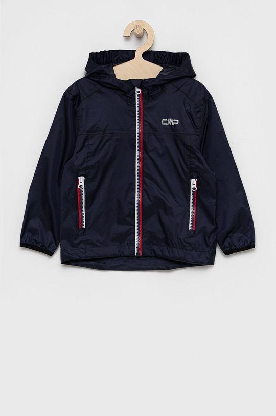 tmavomodrá CMP - Detská nepremokavá bunda Detský