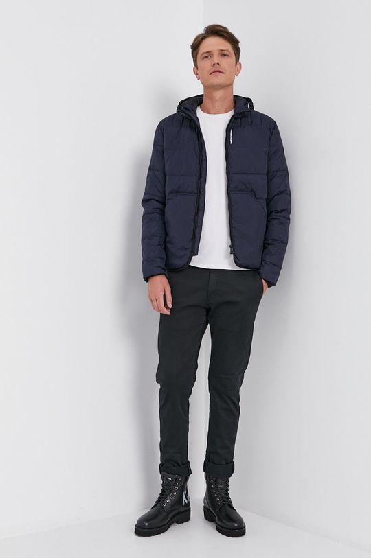 Calvin Klein Jeans - Kurtka granatowy