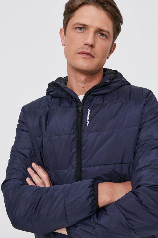 granatowy Calvin Klein Jeans - Kurtka