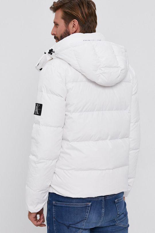 Calvin Klein Jeans - Péřová bunda  Podšívka: 100% Recyklovaný polyester Výplň: 35% Peří, 65% Chmýří Hlavní materiál: 100% Recyklovaný polyester