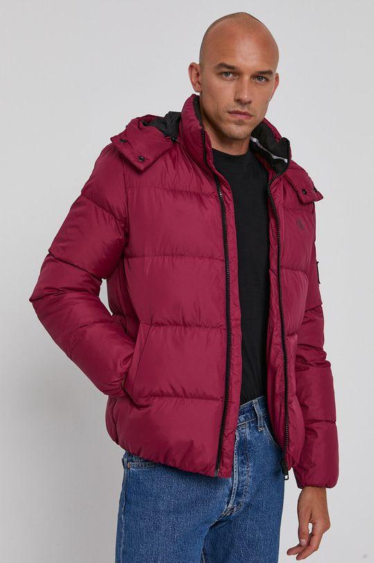 purpurowy Calvin Klein Jeans - Kurtka puchowa Męski