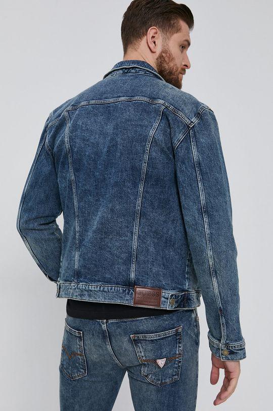 Guess - Džínová bunda  98% Bavlna, 2% Spandex