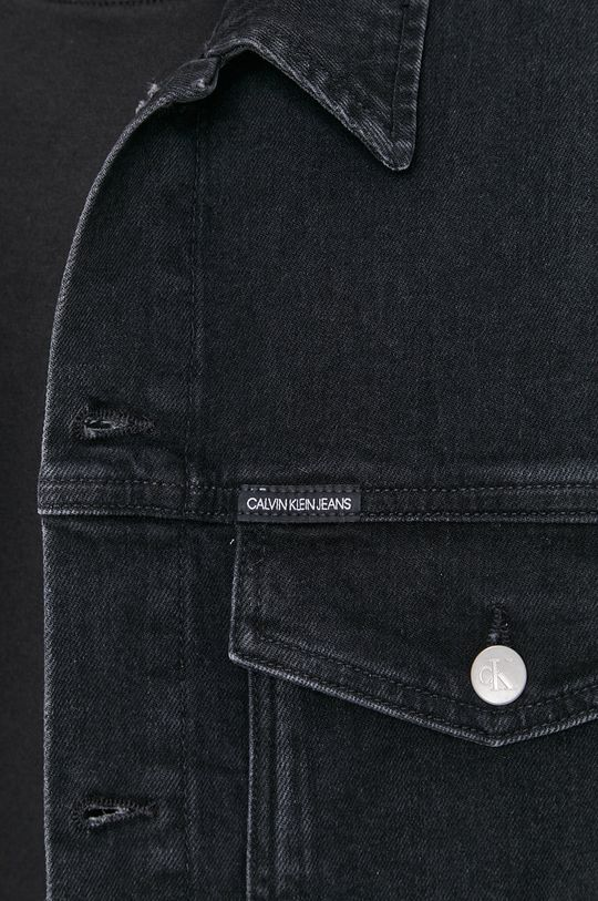 Calvin Klein Jeans - Bezrękawnik jeansowy Męski