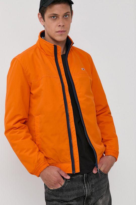 pomarańczowy Tommy Jeans - Kurtka Męski