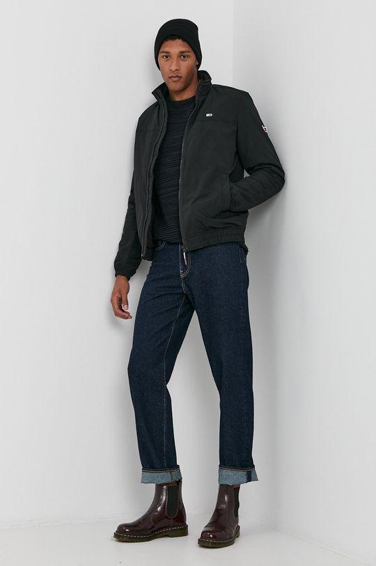 Tommy Jeans - Kurtka czarny