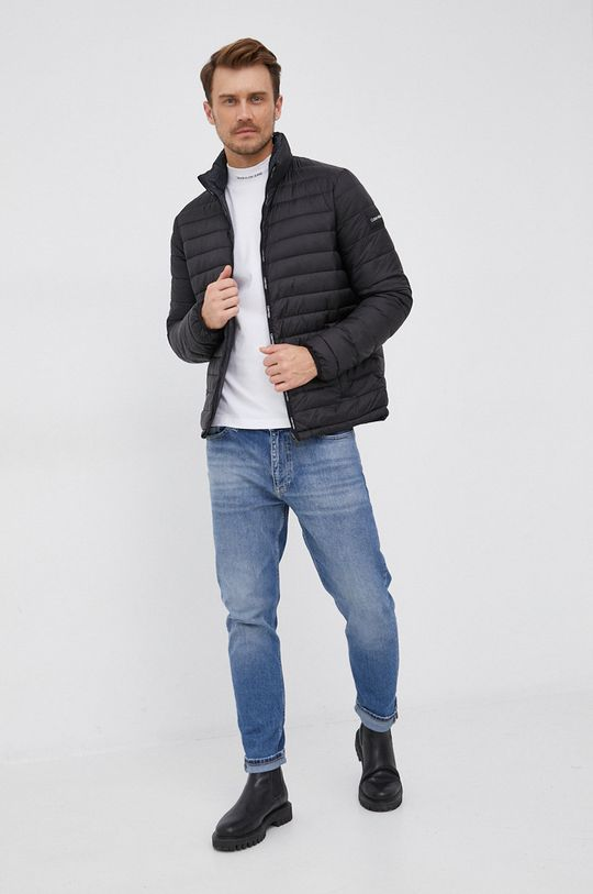Calvin Klein - Oboustranná bunda  Výplň: 100% Polyester Materiál č. 1: 100% Polyamid Materiál č. 2: 100% Polyester