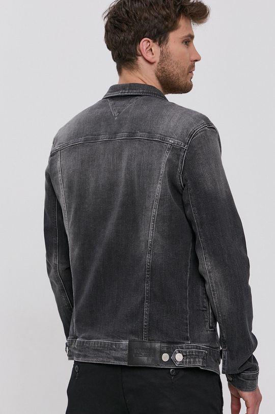 Tommy Jeans - Kurtka jeansowa 98 % Bawełna, 2 % Elastan