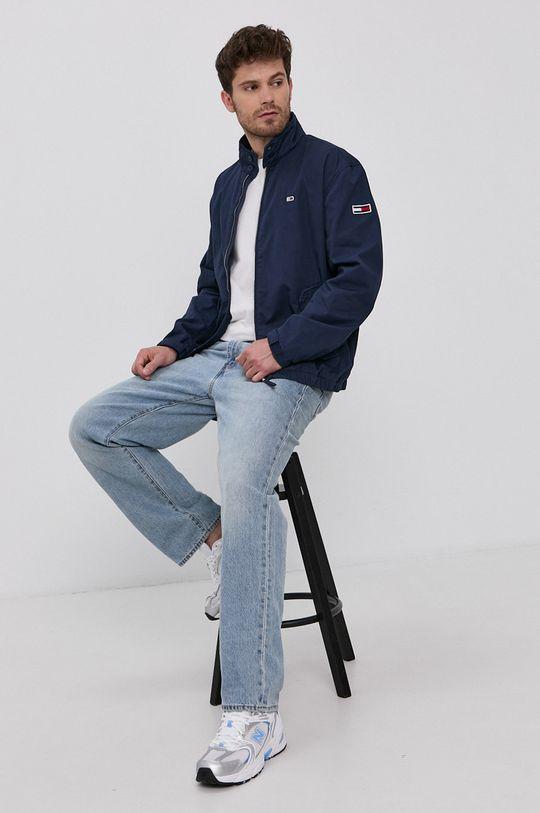 námořnická modř Tommy Jeans - Bunda Pánský