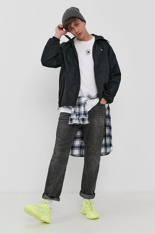 Tommy Jeans - Bunda černá