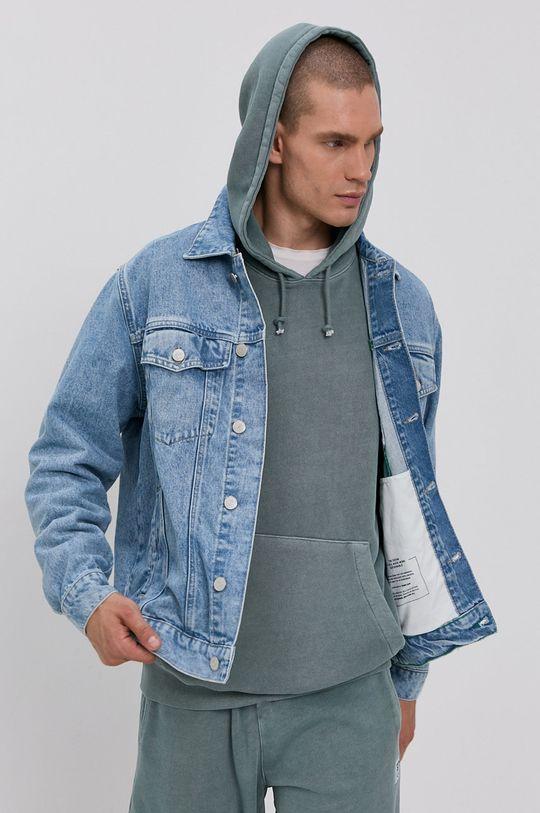Tommy Jeans - Kurtka jeansowa 100 % Bawełna