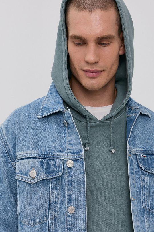 niebieski Tommy Jeans - Kurtka jeansowa