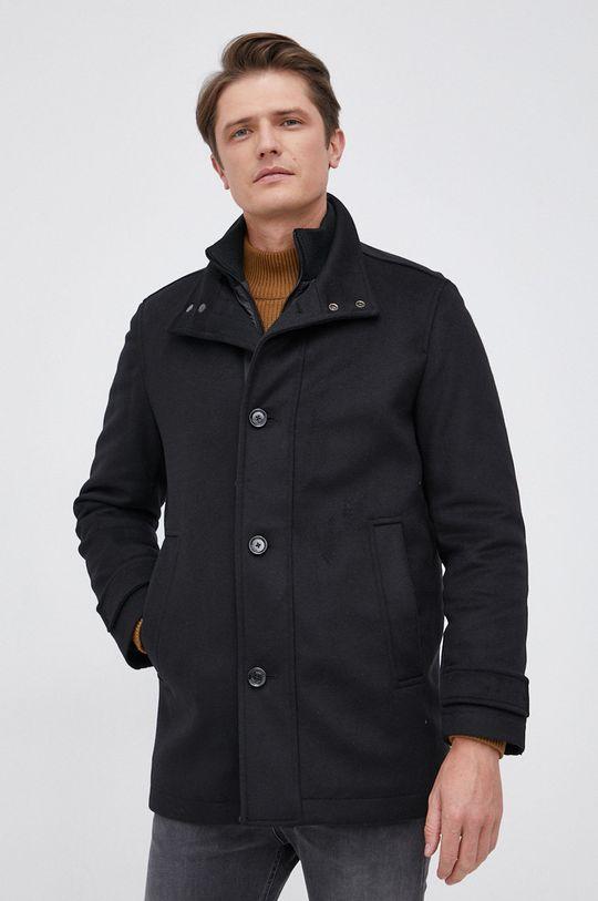 negru Boss - Palton De bărbați