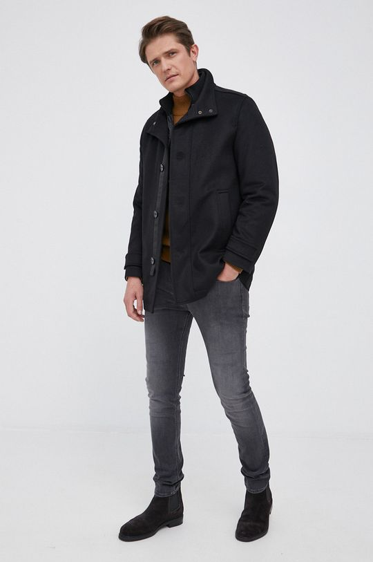 Boss - Palton negru