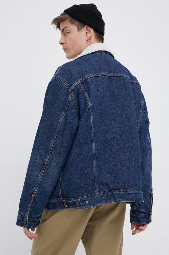 Levi's - Kurtka jeansowa Wypełnienie: 100 % Poliester, Materiał zasadniczy: 100 % Bawełna, Sztuczny kożuszek: 100 % Poliester, Podszewka rękawów: 100 % Poliamid