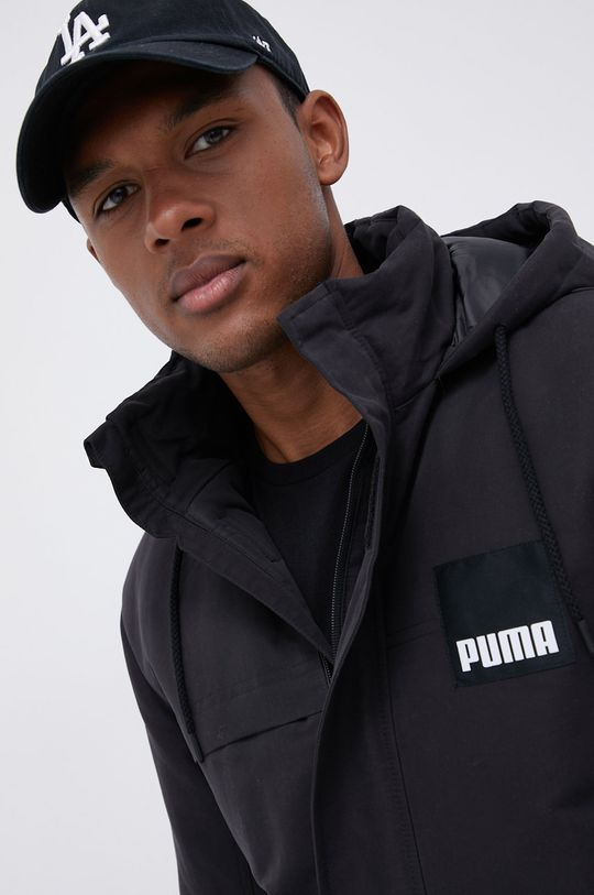 czarny Puma - Parka
